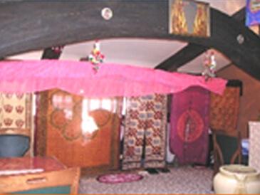 改装後の飲食施設内部